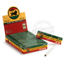 Irie King Size Rolling Paper - You Pick Quantity