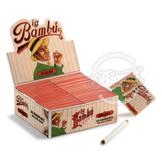 Big Bambu 1 ½ Size Classic Rolling Papers