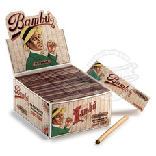 Bambú Natural King Size Rolling Papers