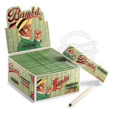 Bambu Organic Hemp King Size Rolling Papers