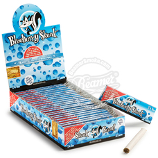 Skunk Blueberry Flavor 1 ¼ Size Rolling Papers