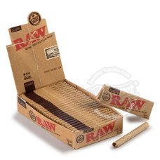 Raw Natural 1 1/4 Size Rolling Papers