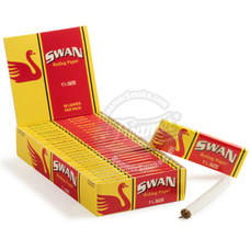 Swan Red 1 ¼ Size Rolling Papers