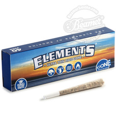 Elements Rice Pre-Rolled Cones - 40 Count Box