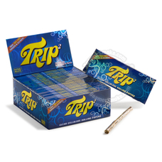 Trip King Size Transparent Rolling Papers