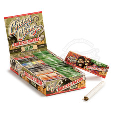 Cheech & Chong Hemp 1 ¼ Size Rolling Papers