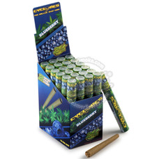 Cyclones Blueberry Hemp Cones - 2 Count Pack