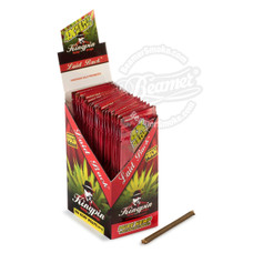 Kingpin Laid Back Flavor Hemp Wraps - 4 Count Packs