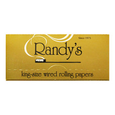 Randy's Classic Wired King Size Rolling Papers
