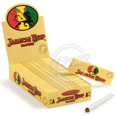 Jamaican Hemp 1 ¼ Size Rolling Paper - You Pick Quantity