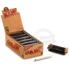 Raw 70mm Adjustable Hemp Plastic Roller