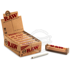 Raw 110mm Hemp Plastic Roller