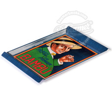 "Bambú Small Plastic Rolling Tray - 11.5"" x 7.5"""