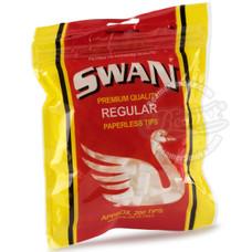 Swan Regular Paperless Filter Tips - 200-Count Bag