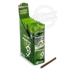 Primal Yerba Mate Flavor Herbal Wraps - 2 Count Packs