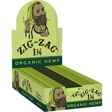 Zig Zag Organic Hemp 1 1/4 Size Rolling Papers