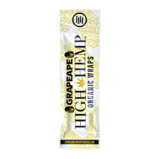 High Hemp Grape Ape Flavor Hemp Wraps - 2 Count Packs