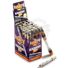 Juicy Jay's Blackberry Flavor Jones Cones - 2 Count Packs