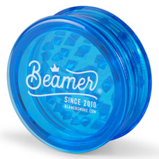 Beamer 3-Piece Virgin Acrylic Grinder - You Choose Color and Logo Design