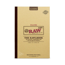Raw Rolling Tips Book