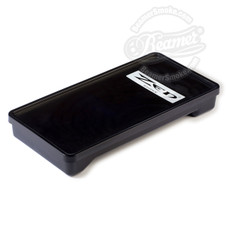 "Zen Plastic Rolling Tray Box - 12"" x 6"""