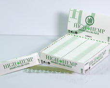 High Hemp Organic Hemp King Size Rolling Papers