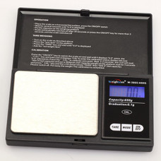 Weighmax Scale - 3805-650/0.1 Black