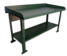 Work Bench Steel Top