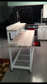 Deluxe Cutting Board Station