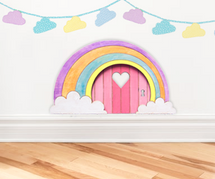 Make Your Own Rainbow Gateway