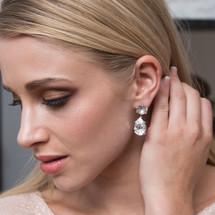 Royale Drop Earrings (E3184)-$119