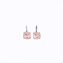 Vintage Rose Drop Earrings (E3388)-$59
