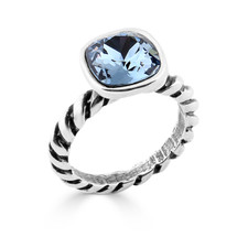 Santorini Rope Ring (RR283)-$59
