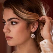 Crystal Premier Drop Earrings (E4169)-$129