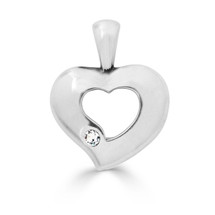 Happy Heart Pendant (EN1591)