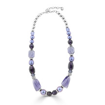 Wisteria Pearl Necklace (N1959)
