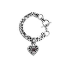 Wish Upon a Heart Bracelet (B1504)