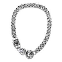 Crystal Santorini Necklace (N1983)