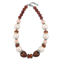 Kali Pearl Necklace (N1985)-$119