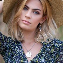Willow Pearl Drop Earrings (E2034)