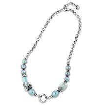Aruba Blue Necklace (N2010)