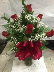 1/2 Dozen Of Roses Any Color