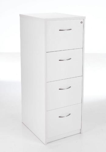 online store 00909 c7d95 Sorrento 4 Drawer Wooden Filing Cabinet