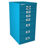 Bisley Metal Home Office MultiDrawers 8 Drawers 590mm