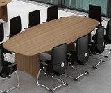 Gresham EX10 Rectangular Boardroom Table