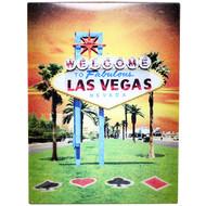 Las Vegas Holographic Magnet Las Vegas Sign