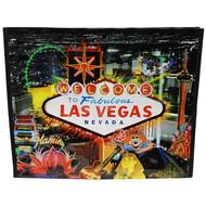 Color Line Totebag Las Vegas Souvenir