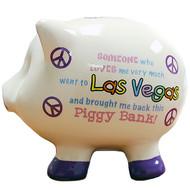 Someone Who Love Me Very Much- Las Vegas Purple Piggy