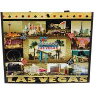 Sepia Tones Totebag Las Vegas Souvenir