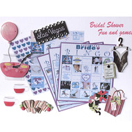 "3-D Embellished Las Vegas ""Bridal Shower"" Photo Album"